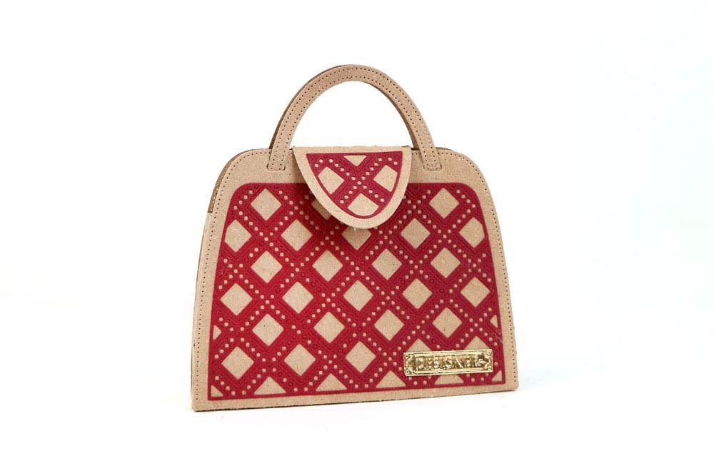 handbag template with clasps 442678 tattered lace