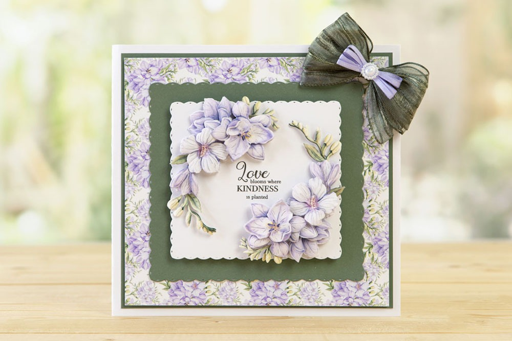 Heiress 3d Decoupage 453325 Tattered Lace