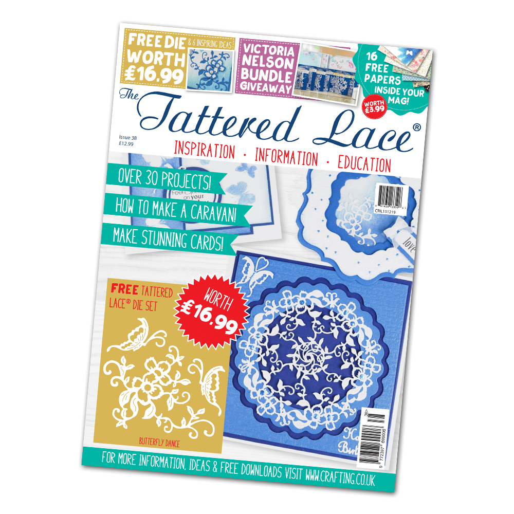 TATTERED LACE ISSUE 38