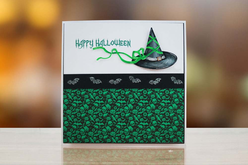 Tattered Lace The SORCERESS/' HAT Die TLD0651 From the Halloween 2017 Collection