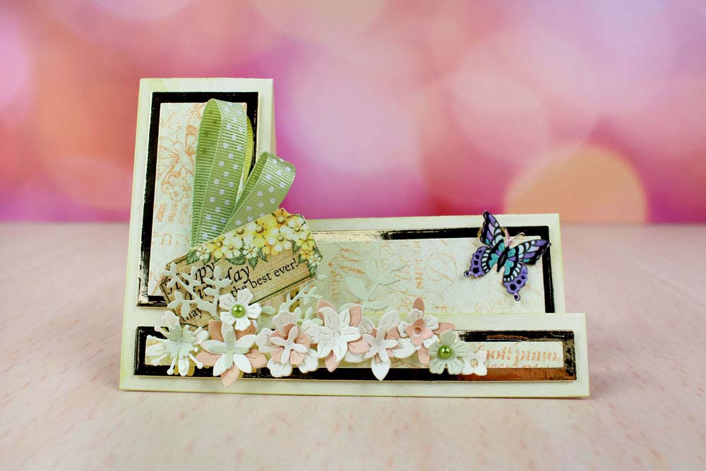 Flower Shop Die Collection Tattered Lace