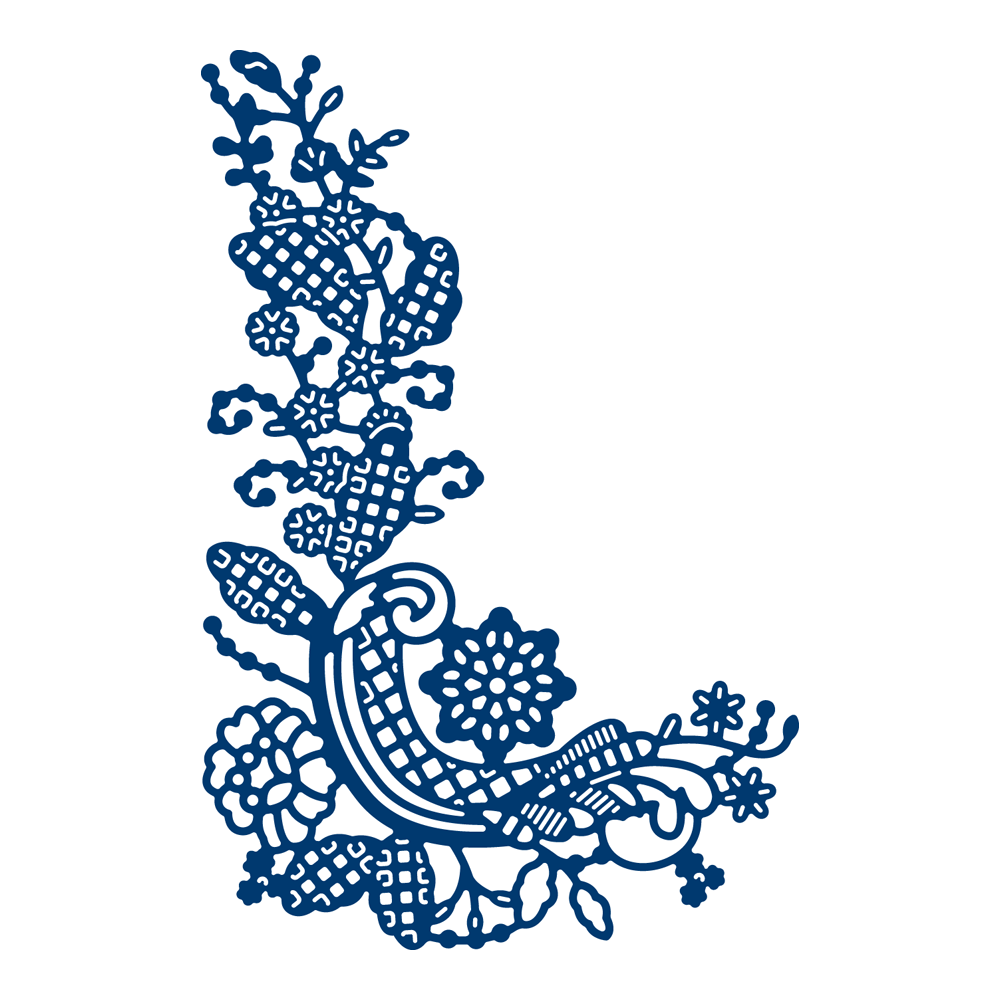 how to draw a lace lattice