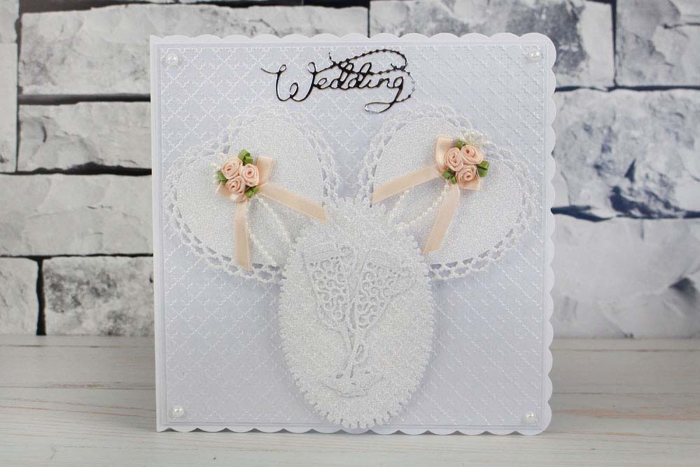 Champagne Pearls D1200 Tattered Lace
