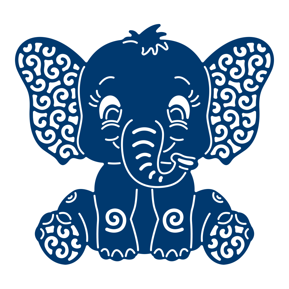 baby elephant  d1434  tattered lace free baby clip art to copy free baby clip art clothes