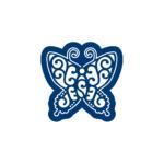 Kaleidoscope Butterfly L (D523)