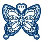 Kaleidoscope Butterfly XXL (D528)