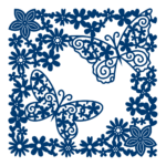 Butterfly Tapestry (D597)
