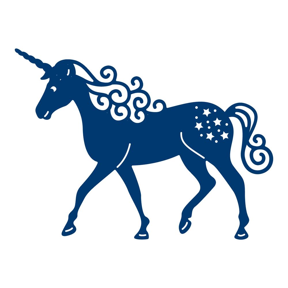 Unicorn (D624) – Tattered Lace