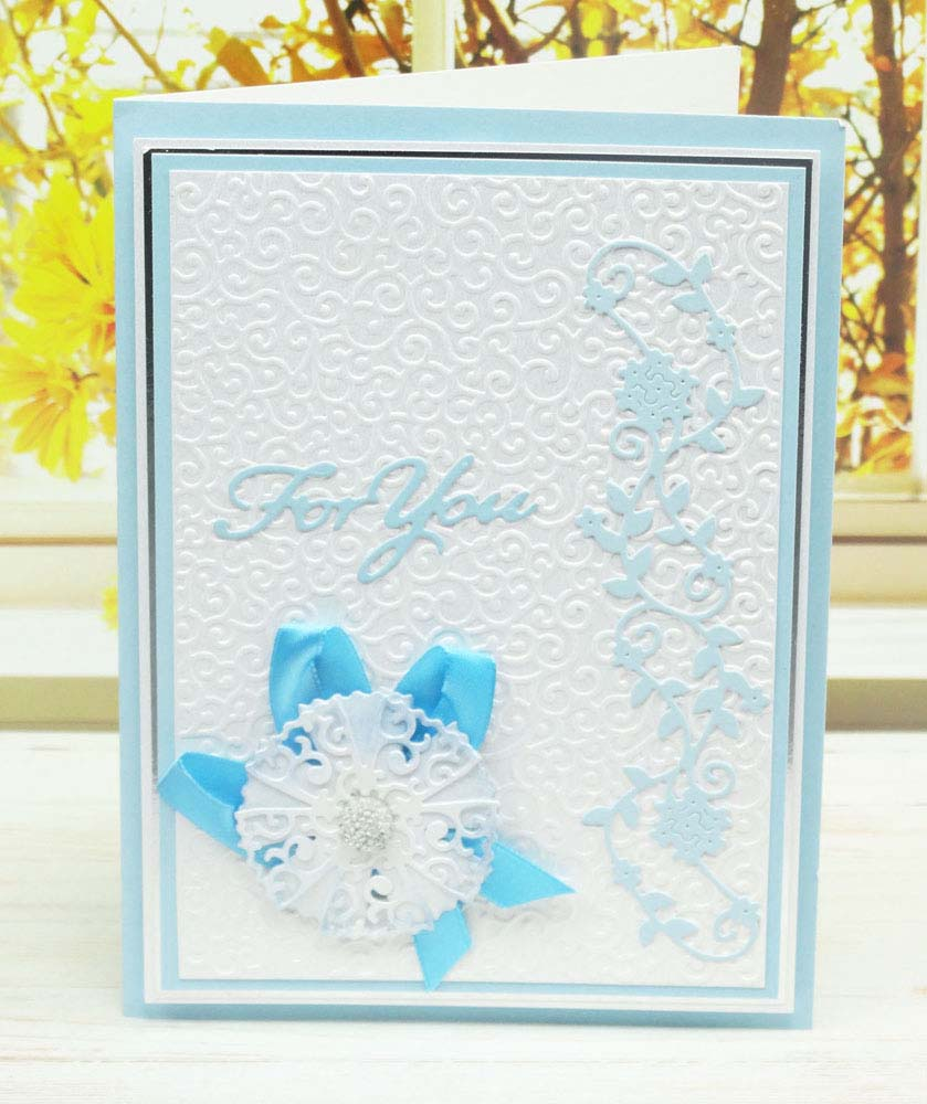 Create And Craft Tattered Lace