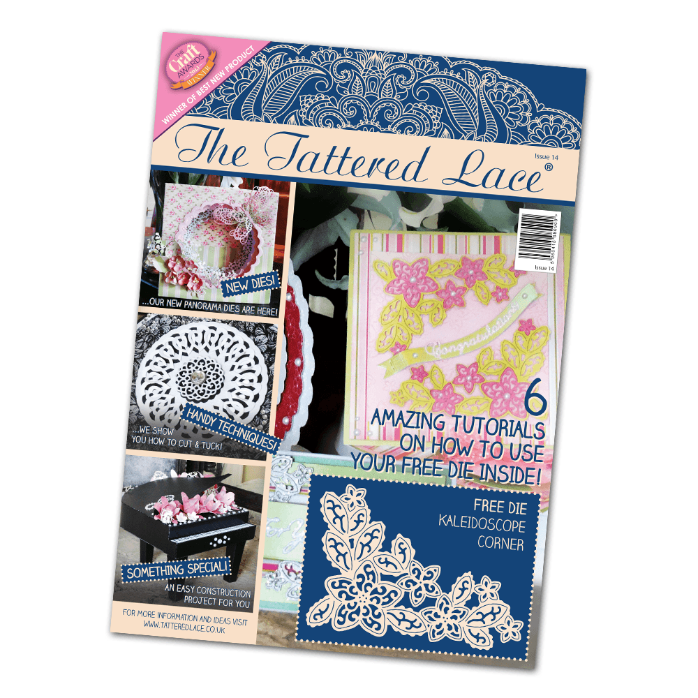 Image result for tattered lace magazine issue 14