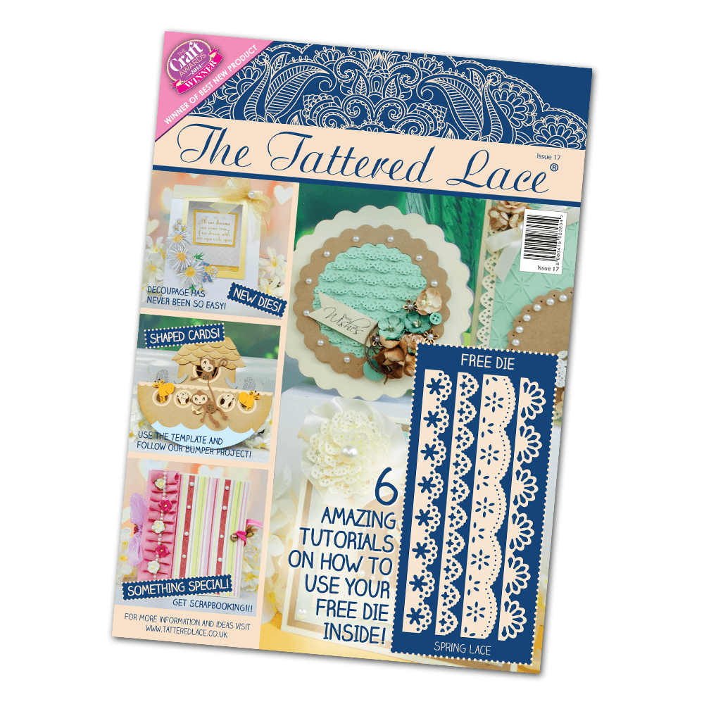 Image result for tattered lace magazine 17