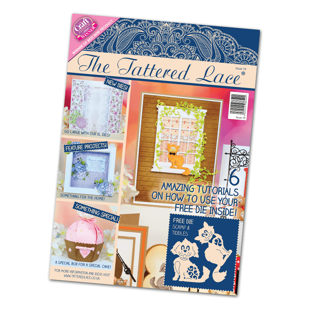 Image result for tattered lace magazine 19