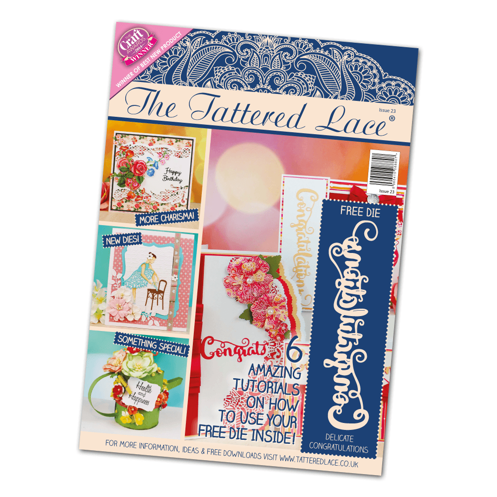 Image result for tattered lace magazine 23