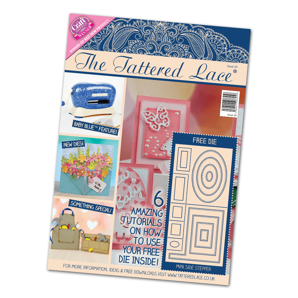 Image result for tattered lace magazine #24