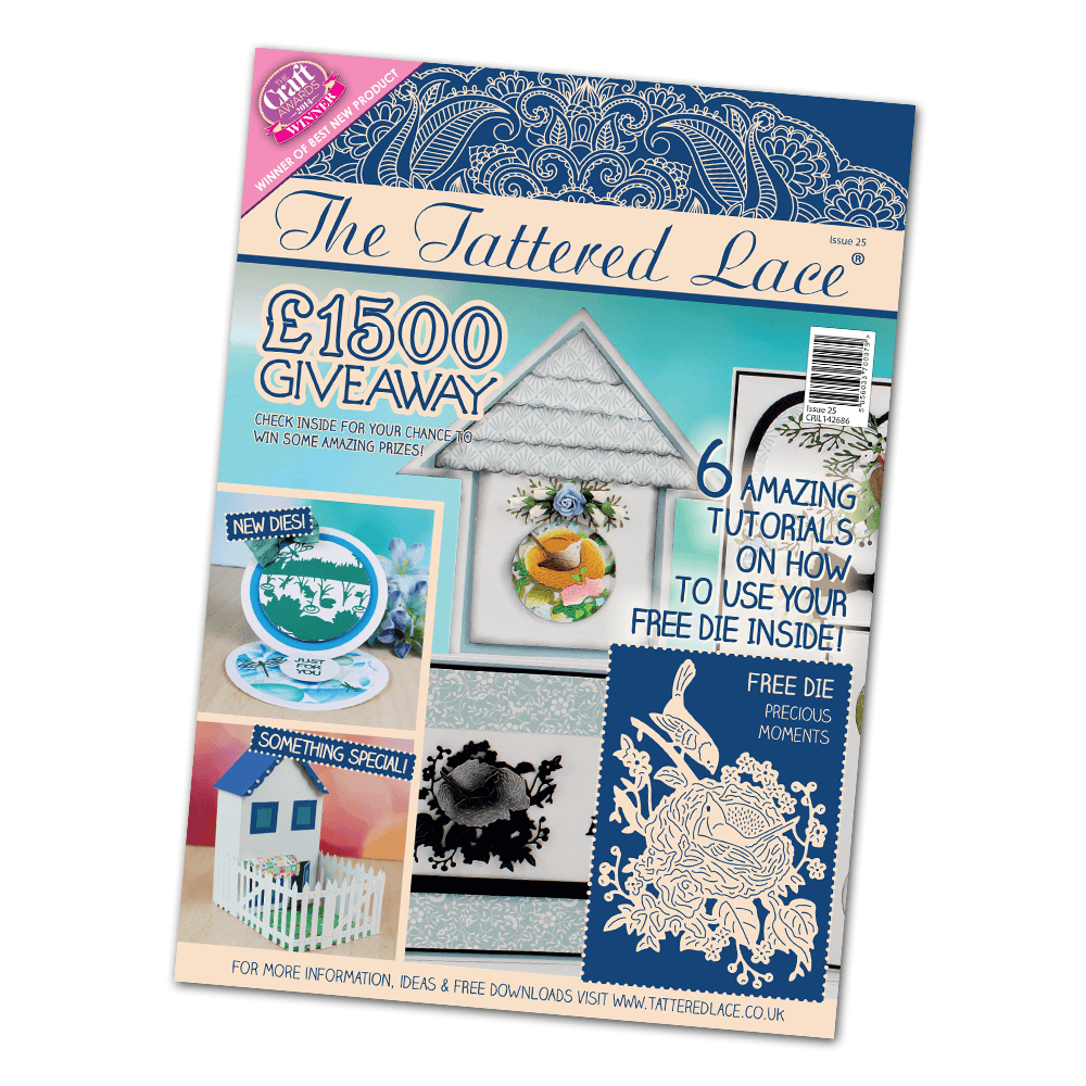 Image result for tattered lace magazine 25