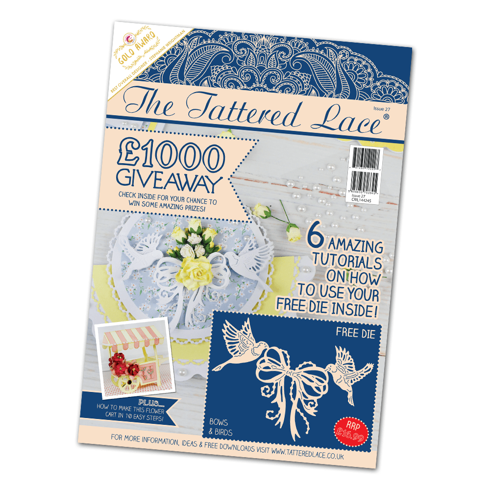 Image result for tattered lace magazine 27
