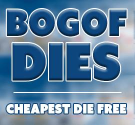 BOGOF Dies